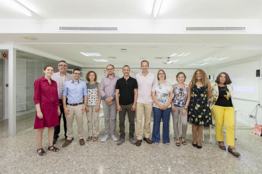 La primera reunión de U-MOB LIFE reúne a sus socios en Valencia